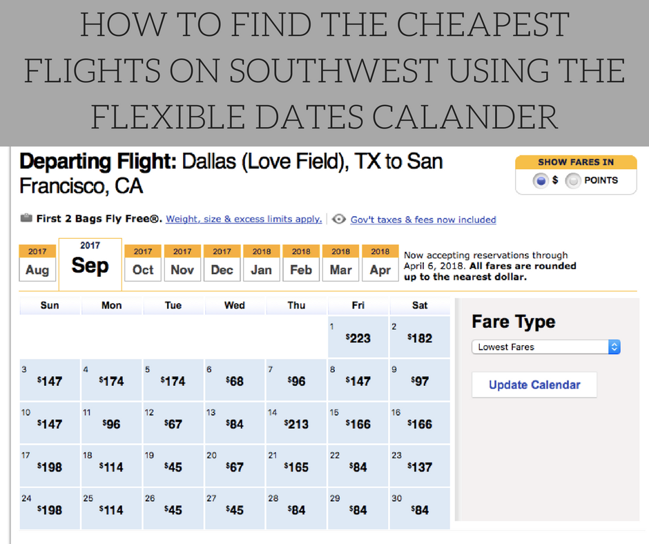 Flexible Dates Flight Search - Cheap Flights Finder